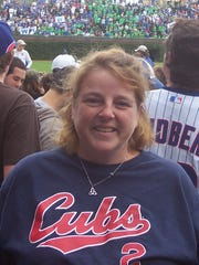 Alison Grier of Newton hears echoes of her great aunt Polly every time the Cubs take the field.