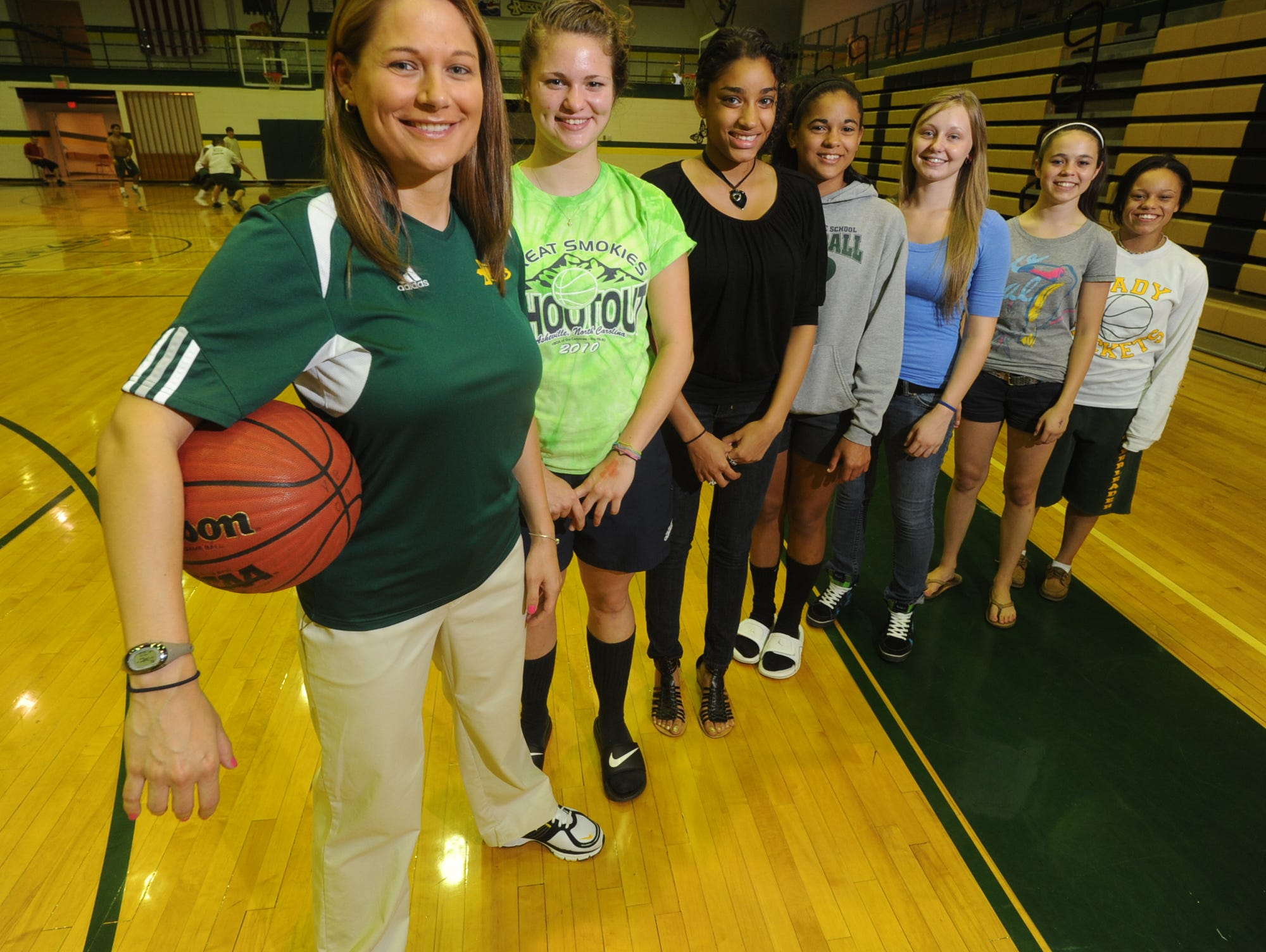 Former Reynolds girls basketball coach Mandy Gladys is the new athletic director at Invest Collegiate Imagine.