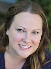 Shannon Newman, 2017 Henderson Community College graduate.