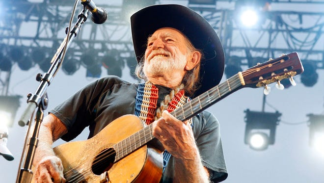 Willie Nelson is seen performing at the 2007 Stagecoach Music Festival in Indio, Calif.