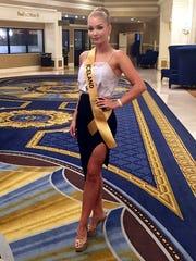Arna Yr Jónsdóttir, actual Miss Islandia, decidió no volver a disputar en concursos de belleza después de que le pidieran bajar de peso.