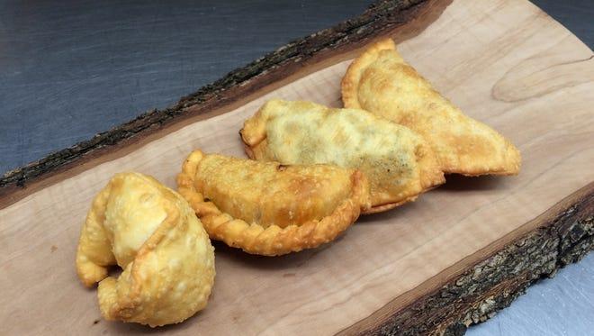 Alfio's empanadas.