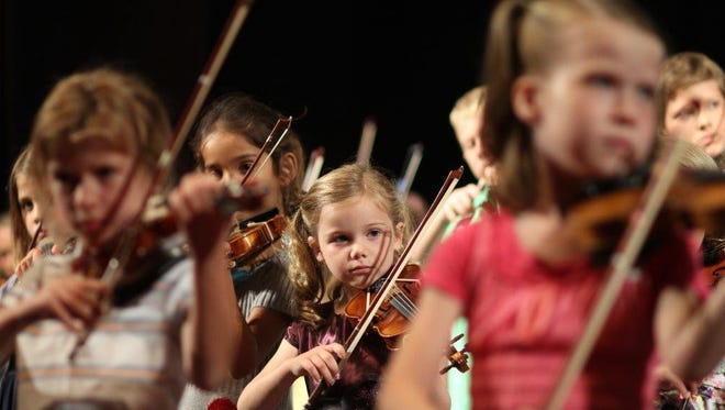 The American Suzuki Institute, held July 19 through Aug. 1, will bring hundreds of young musicians, their families and teachers to the University of Wisconsin-Stevens Point for one or two weeks of intense study, practice and training.