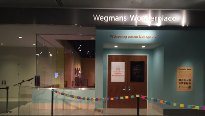 The 1,700-square-foot Wegmans Wonderplace is in a new Innovation Wing at the Smithsonian's National Museum of American History in Washington, D.C.