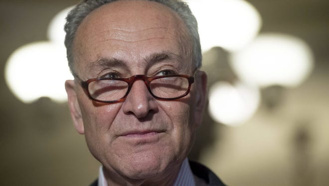 Sen. Chuck Schumer of New York is likely to become the Senate Democratic leader in 2017.