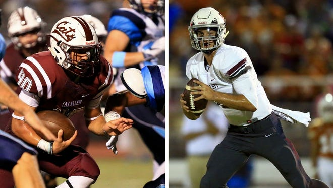 District 30-5A Championship game is set for Nov. 3 at Wildcat Stadium at Calallen High School.