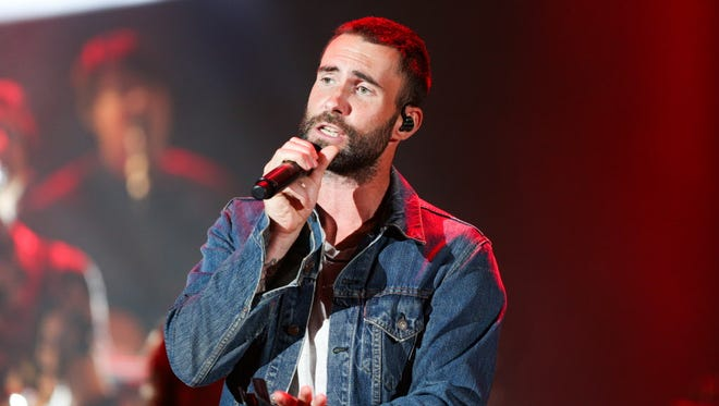 The last time lead singer Adam Levine and Maroon 5 played a public show in Milwaukee, on Summerfest's Miller Lite Oasis stage in 2011, it was on the cusp of superstardom. Top 10 hits have followed since then, and Maroon 5 returns to Milwaukee Feb. 20 at BMO Harris Bradley Center.