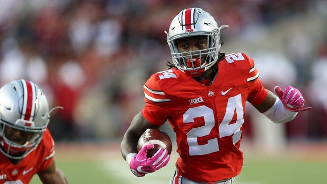 Ohio State safety Malik Hooker could play a huge role in the Buckeyes' Fiesta Bowl matchup against Clemson on New Year's Eve.