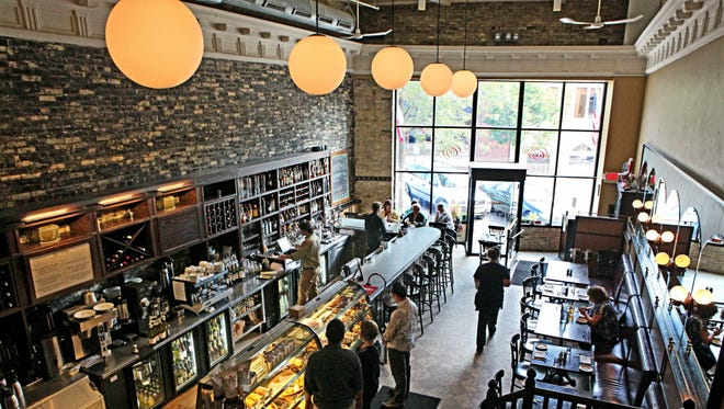 Le Reve Patisserie & Cafe is one of four stops on a progressive dinner in Wauwatosa's Village on Jan. 26.