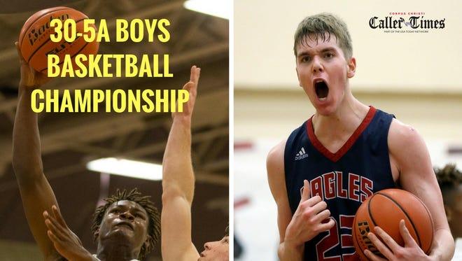 30-5A Boys Basketball Championship Game: Miller vs. Veterans Memorial