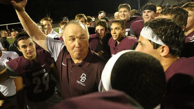 Greg Toal's decision to retire as Don Bosco's head football coach on Tuesday surprised North Jersey coaches and players. They all agreed he an everlasting mark on North Jersey football.