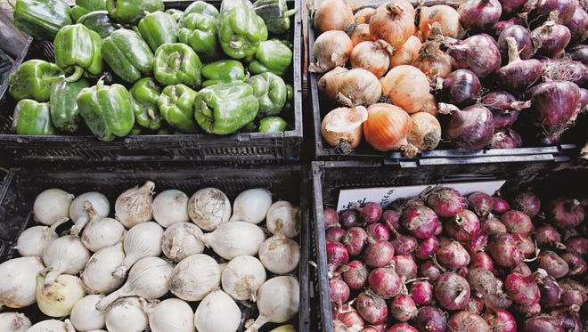 Consumers can sign up for weekly boxes of seasonal produce at the annual local farmer open house March 11 at the Urban Ecology Center at 1500 Park Place.