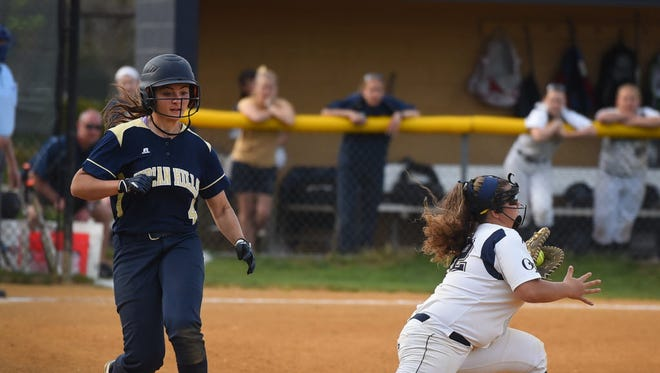 Indian Hills sophomore first baseman is a candidate for The Record's Player of the Year. She entered Sunday batting .500 with three home runs and 20 RBI.