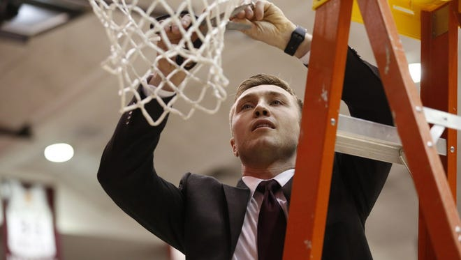 Benton Central graduate Ethan Whaley was part of two NAIA men's basketball national championships at Indiana Wesleyan
