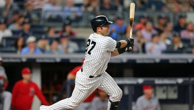 Austin Romine has been one of the the Yankees' most valuable contributors as the backup catcher. He's continued to produced despite receiving inconsistent at-bats.