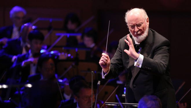 "John Williams, arguably the most celebrated film composer in history, is spotlighted in ""Score: A Film Music Documentary,"" one of the music-oriented movies playing at the Milwaukee Film Festival."