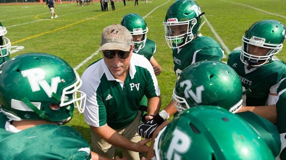 Coach Chet Parlavecchio's Passaic Valley team has won four straight games to improve to 5-1.