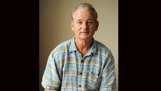 """Bill Murray will be at the Riverside Theater April 17 for a program titled """"New Worlds,"""" named after an album released last fall with cellist Jan Vogler."""