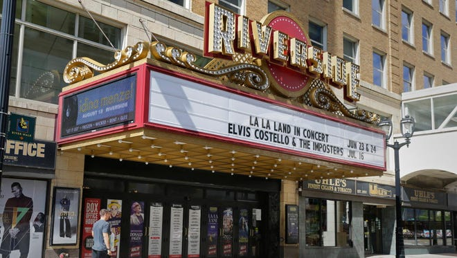 """The Riverside Theater will host the second-annual """"Cheers to Milwaukee"""" June 8, a free concert sponsored by Miller Brewing Company featuring a secret headliner. Tickets will be distributed beginning Friday."""