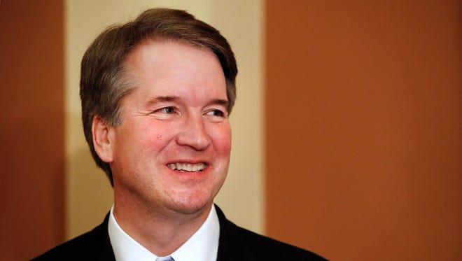 Supreme Court Justice nominee Brett Kavanaugh