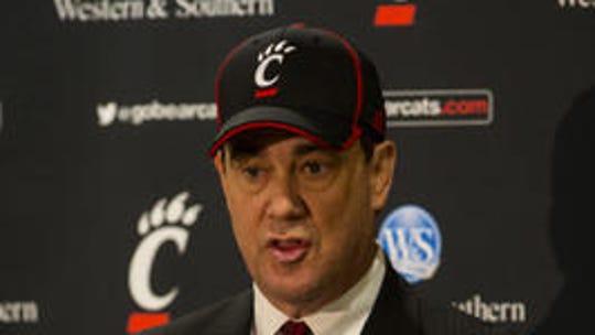 UC athletic director Mike Bohn said Nippert Stadium