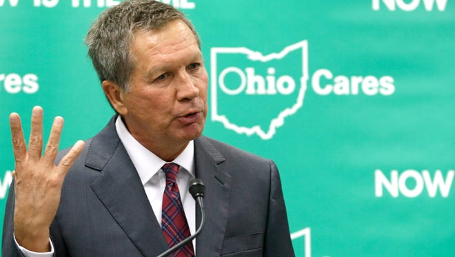 Ohio Gov. John Kasich successfully pushed Medicaid expansion in his state.
