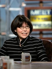 Margaret Carlson, political analyst and columnist for The Daily Beast.