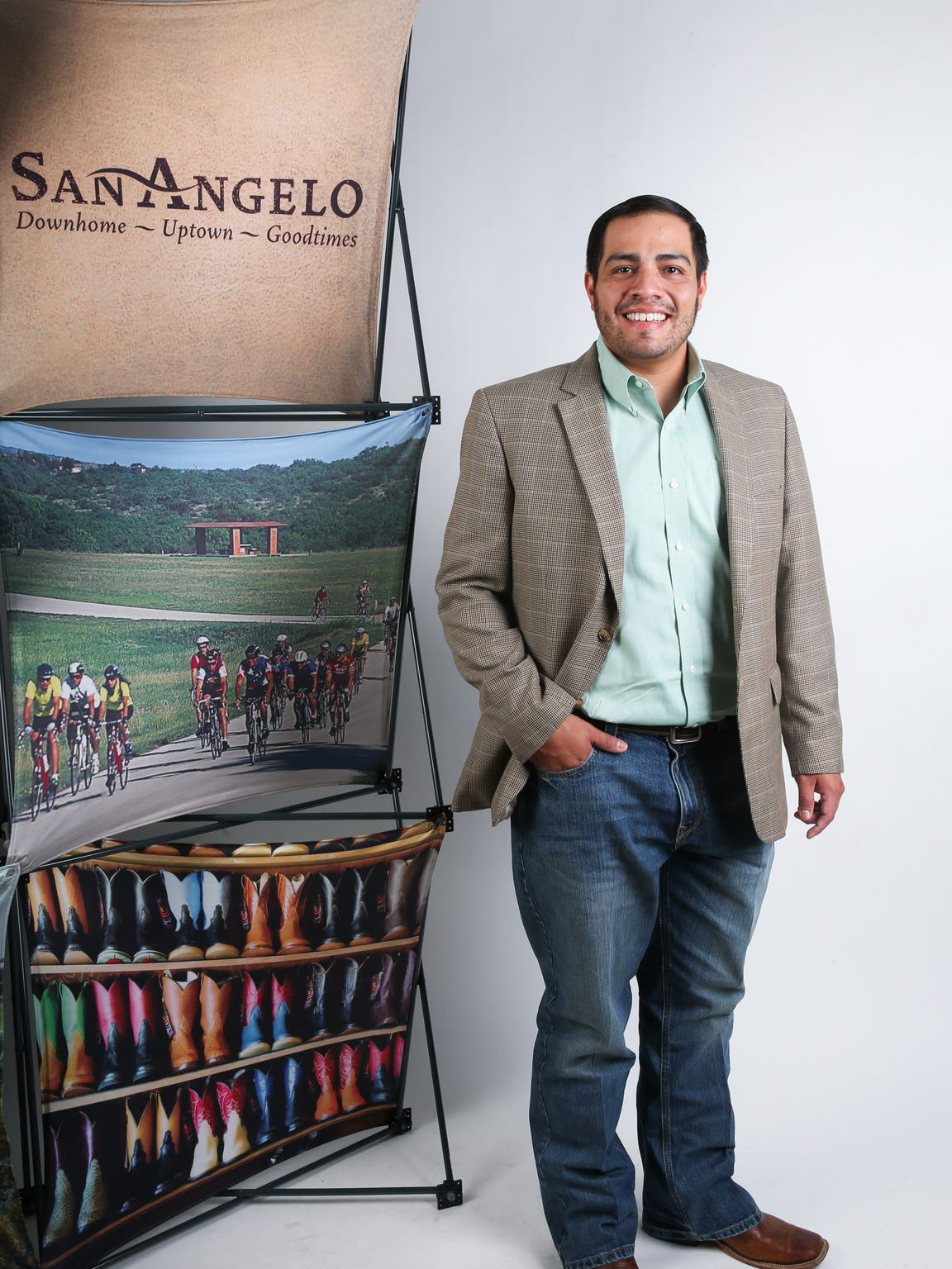 Aaron Padilla, Vice President of Commercial at The