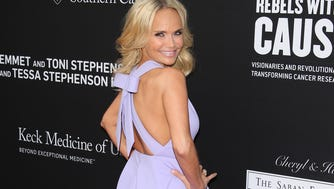 "Kristin Chenoweth will be playing the goddess Easter in the new Starz series ""American Gods."""