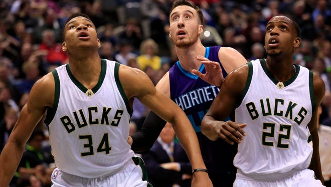 The Bucks will open the season at home against the Charlotte Hornets.