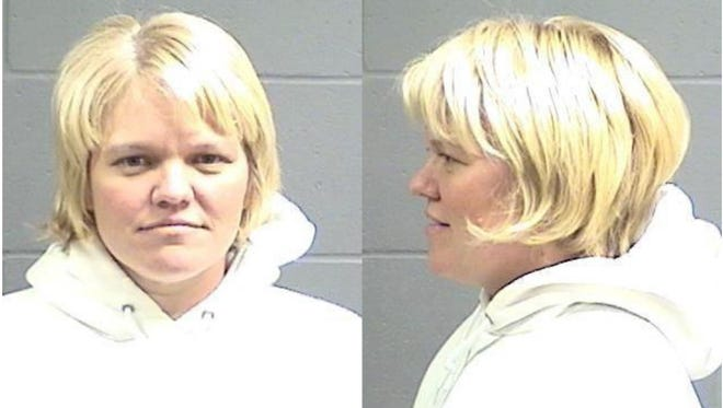 Stephanie Schneider was arrested Thursday in Oneida County for failing to provide food or water, mistreating animals and obstructing law enforcement.