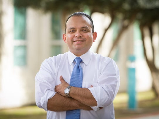 Assemblyman Luis Alejo is running for District 1.