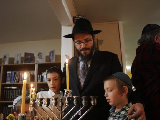 Rabbi Schneur Oirechman of Chabad Lubavich of Tallahassee