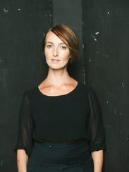 Author Sarah Schmidt.
