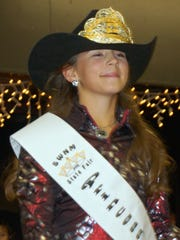Emily Davenport, 11, is your 2016 Southwestern New Mexico State Fair Princess.