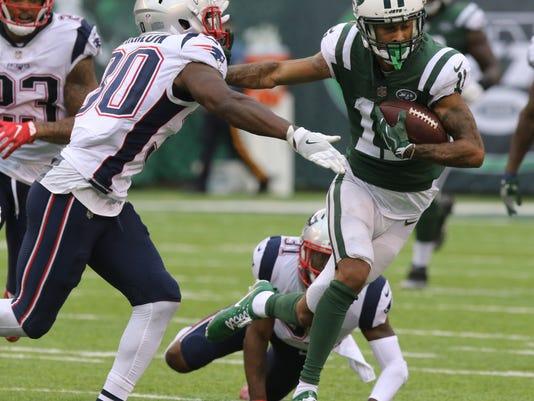 New England Patriots vs New York Jets --
