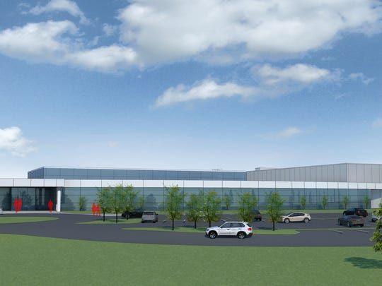 A 135,000-square-foot Research and Innovation Center for AK Steel is being built in Middletown's Renaissance District. It is expected to be completed in late 2016.