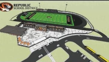Republic voters to decide fate of $5 million bond for high school athletic facility