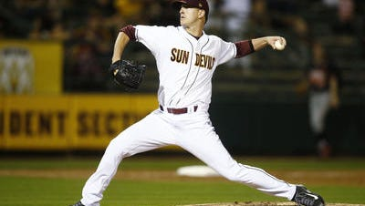 ASU coach Tracy Smith wants Brett Lilek to pitch longer and put the Sun Devils on his back in Friday night games.