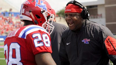 Former Louisiana Tech assistant coach Jabbar Juluke is headed to LSU after a brief stint with Texas Tech.