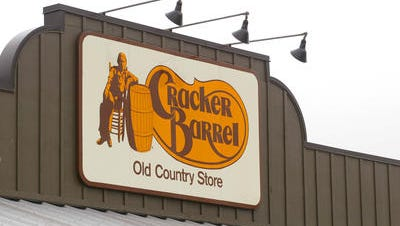 Cracker Barrel Old Country Store CEO Sandra Cochran said the chain lowered it sales guidance earlier this month, citing delay in remittance of tax refunds, among other factors.