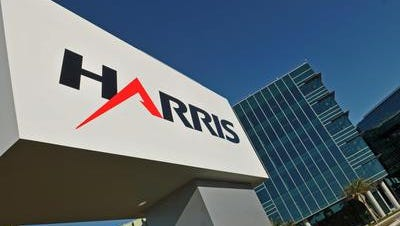 A good earnings report by Melbourne-based Harris Corp. was announced Tuesday.
