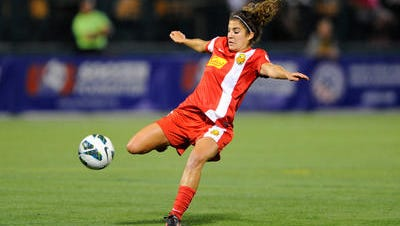 Angela Salem has been a staple over the past few seasons for the Flash midfield, but she has been traded to Washington.