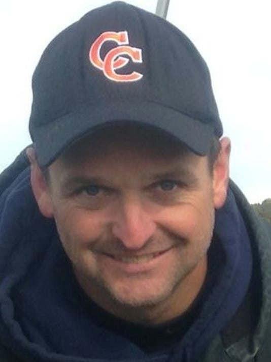 Churchville-Chili football coach Troy Jeffers