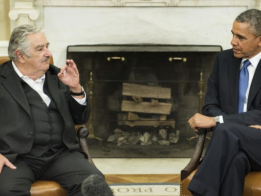 US-URUGUAY-POLITICS-OBAMA