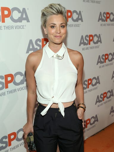 Photos Kaley Cuoco From Casual To Couture