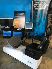 VibeTech Inc. of Sheboygan has released the second generation of their physical therapy product, which use vibration technology to stimulate muscles in the legs and thighs.