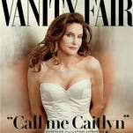 Caitlyn Jenner, as pictured on Vanity Fair