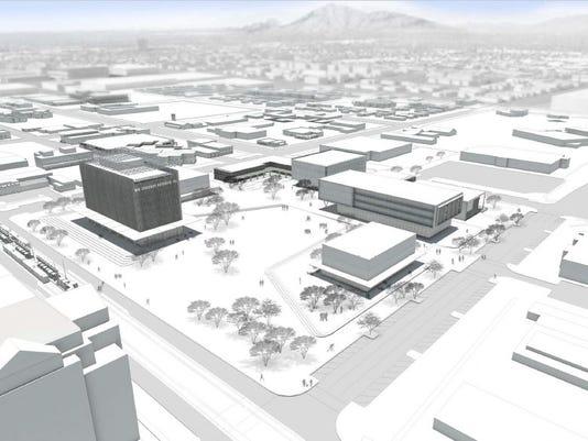 ASU downtown Mesa