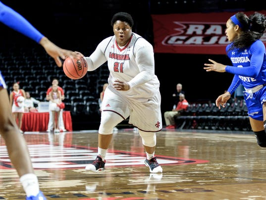 UL women hope to stay hot at home